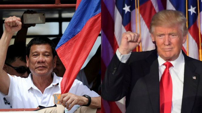 Donald Trump đắc cử, Tổng thống Philippines Duterte chúc mừng, không muốn bất hòa