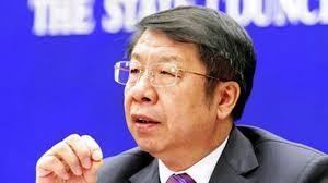 Thứ trưởng Bộ Tài chính Trung Quốc Shi Yaobin.