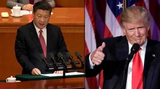 """Các ông Tập Cận Bình -Donald Trump """"nhất trí hợp tác"""""""