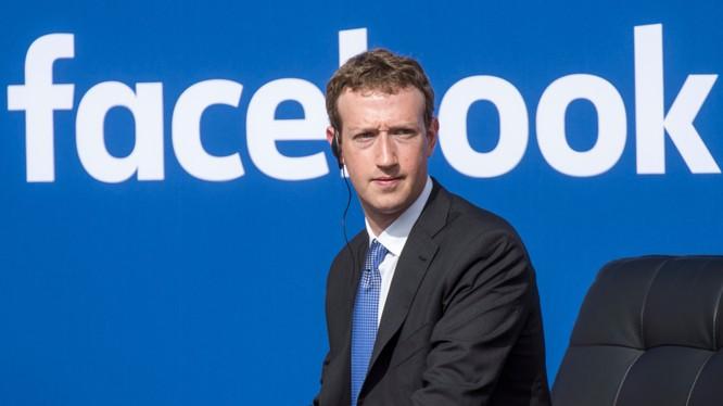 Mark Zuckerberg phủ nhận đồn đoán nói Facebook đã có tác động đến bầu cử Mỹ.