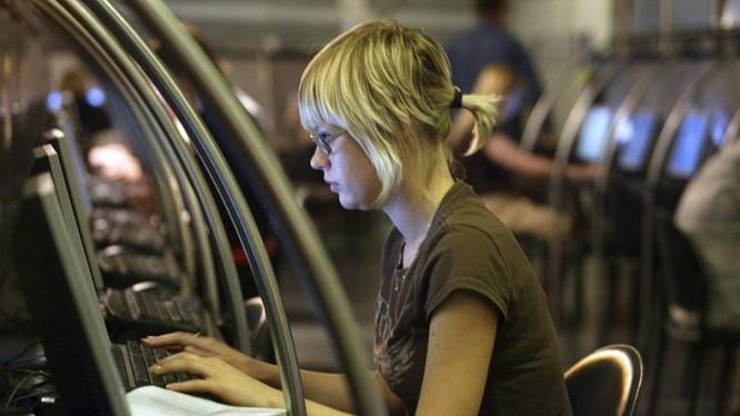 72% người Nga dùng Internet cho việc sử dụng mạng xã hội
