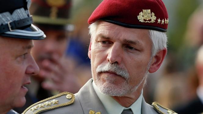 Tướng NATO Petr Pavel.