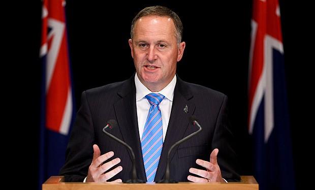 """Thủ tướng New Zealand John Key đề nghị đổi tên TPP thành """"hợp tác Trump-Thái Bình Dương"""""""