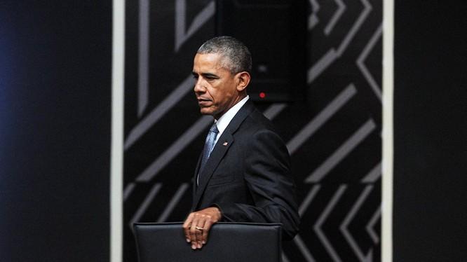 Tổng thống Obama tiết lộ về cuộc trao đổi với ông Putin.