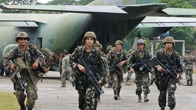 Quân đội Philippines (ảnh minh họa)