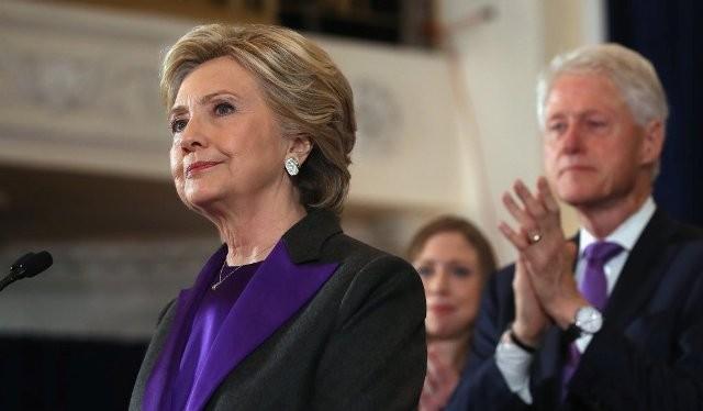 Cánh cửa Nhà Trắng hé mở với bà Hillary Clinton?