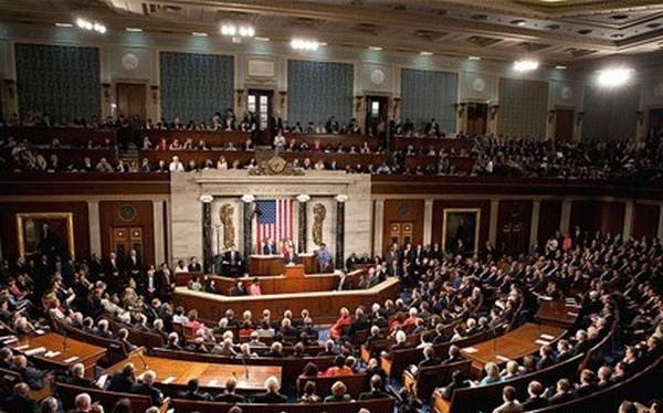 Một cuộc họp của Hạ viện Mỹ. (Nguồn: AP).