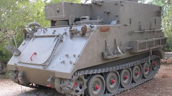 Quân đội Litva mua lại gần 200 xe bọc thép M-577 từ Đức