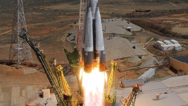 Tàu vận tải vũ trụ của Nga nổ tung sau vài phút rời bệ phóng (arnh minh hoaj)