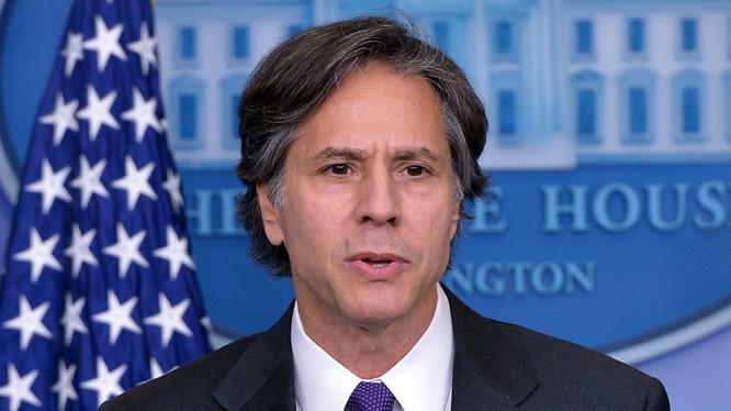 Thứ trưởng Ngoại giao Mỹ Antony Blinken.