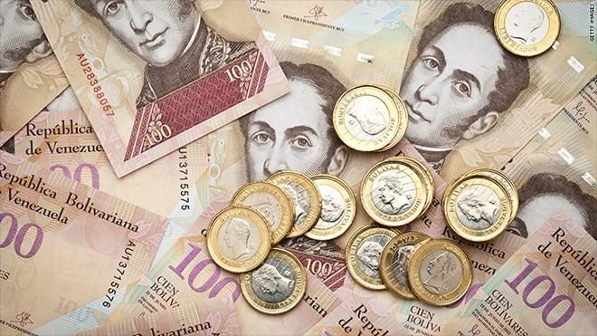 Venezuela thu hồi tiền 100 bolivar, sẽ phát hành đồng nội tệ mệnh giá lớn (ảnh minh họa)