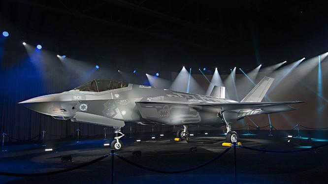 """Tiếp nhận lô máy bay F-35, Israel tuyên bố """"sẽ thay đổi cuộc chơi""""."""