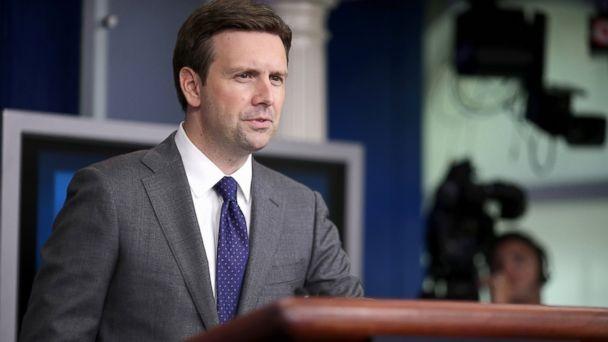 Người phát ngôn Nhà Trắng, ông Josh Earnest.