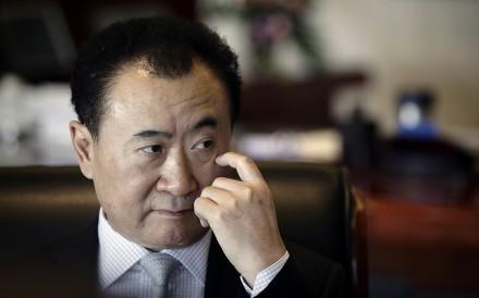 Vương Kiện Lâm, Chủ tịch tập đoàn giải trí và địa ốc Dalian Wanda.