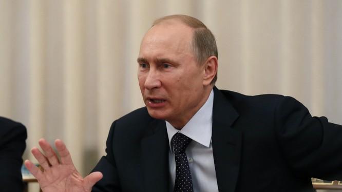 Tổng thống Nga Putin (ảnh minh họa)