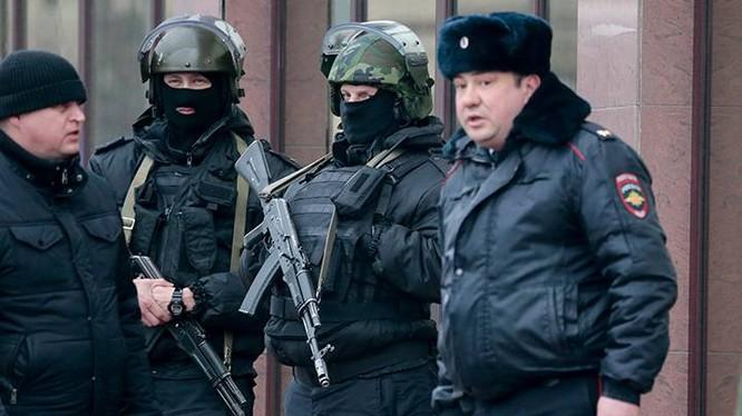 Lại có thêm quan chức ngoại giao cấp cao Nga bất ngờ bị ám sát chết? (cảnh sát Nga: Ảnh minh họa)