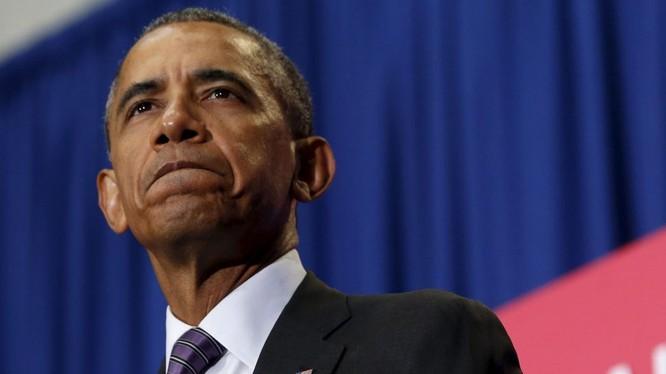 Tổng thống Hoa Kỳ Barack Obama (ảnh minh họa)