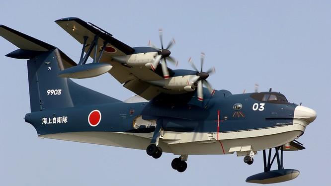 Máy bay tuần thám của Nhật Bản (ảnh minh họa)