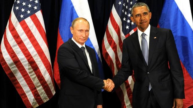 Tổng thống Nga - Mỹ. (Ảnh minh họa)