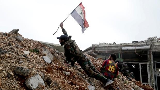 Phát hiện nơi chôn xác hàng chục người bị tra tấn tại Aleppo, Syria (ảnh minh họa)