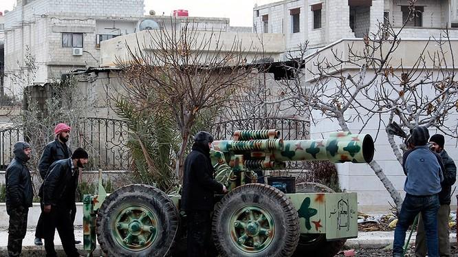 Nga, Syria phát hiện 7 kho đạn dược lớn và nhiều sự thật gây sốc ở Aleppo (Ảnh minh họa)