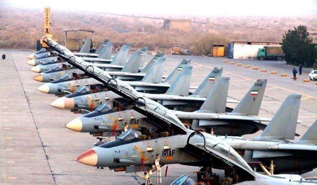 Iran tập trận không quân quy mô lớn, cảnh báo tất cả phi công nước ngoài