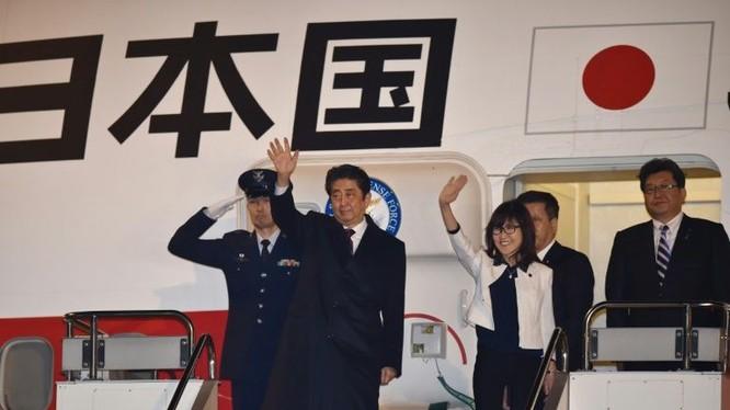 Thủ tướng và Bộ trưởng Quốc phòng Nhật Bản (ảnh minh họa)
