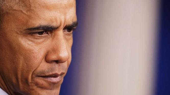 Tổng thống Obama (ảnh Independent)