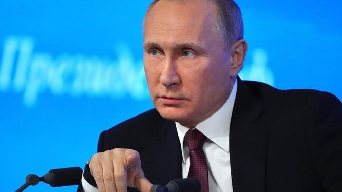 Kremlin: Ông Putin sẽ phản ứng đầy đủ với các trừng phạt của Mỹ