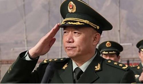 Thượng tướng Vương Kiến Bình - Phó tổng tham mưu trưởng Quân giải phóng nhân dân Trung Quốc.