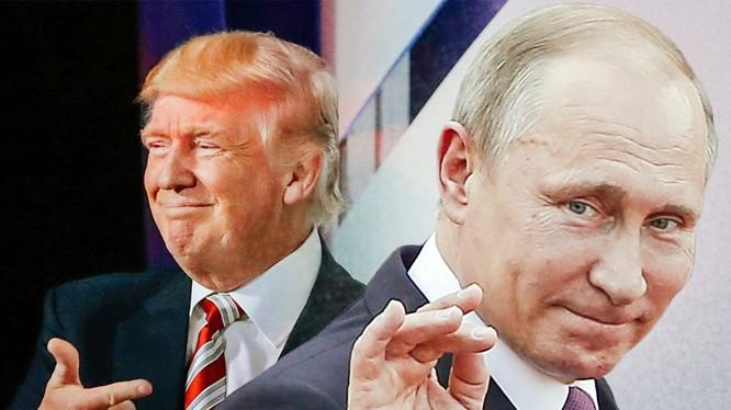 Donald Trump ca ngợi tuyên bố không trả đũa của Tổng thống Nga Putin (ảnh minh họa)