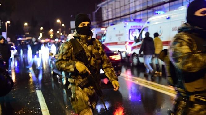 Thổ Nhĩ Kỳ đã xác minh được kẻ tấn công, truy nã gắt gao được ban bố.