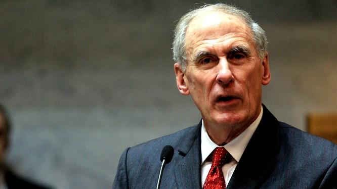 Cựu Thượng Nghị sỹ Cộng hòa bang Indiana Dan Coats.