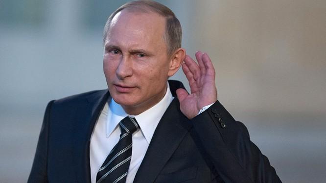 Tình báo Mỹ tố ông Putin đích thân tấn công mạng (ảnh minh họa, Sputnik)