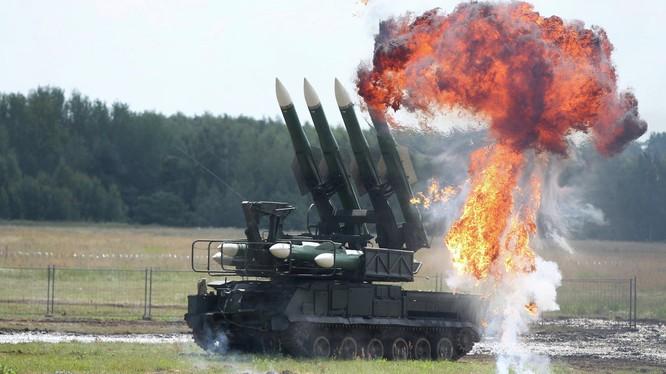 Tên lửa Buk