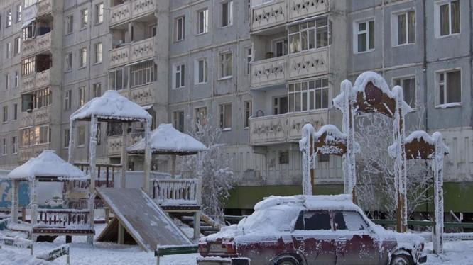 Giá lạnh bất thường ở châu Âu khiến hàng chục người chết (ảnh minh họa, mùa Đông tại Nga)