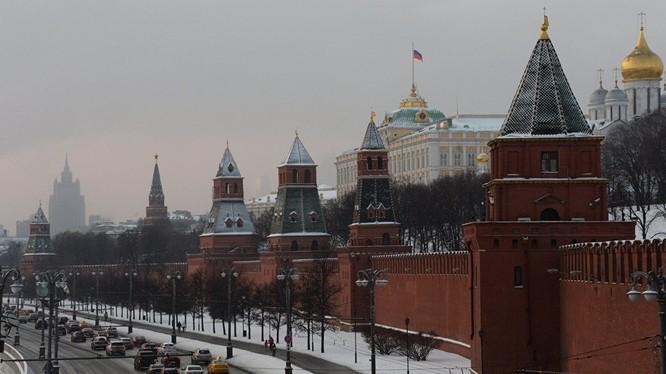 """Nga gọi trừng phạt mới của Mỹ là """"suy thoái nhân tạo quan hệ"""""""