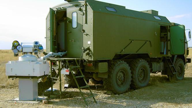 Nga chuyển giao cho Việt Nam trạm giám sát thử nghiệm tên lửa Sazhen-TA