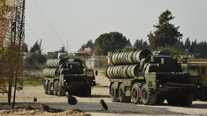 Nga trang bị 4 hệ thống S-400 cho Quân khu miền Tây