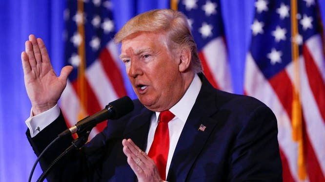 """Thổ Nhĩ Kỳ hy vọng ông Donald Trump sẽ """"sửa chữa sai lầm"""" của chính quyền cũ."""