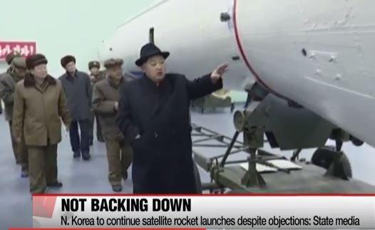 Bắc Triều Tiên quyết tâm tiếp tục phóng rocket đưa vệ tinh lên quỹ đạo