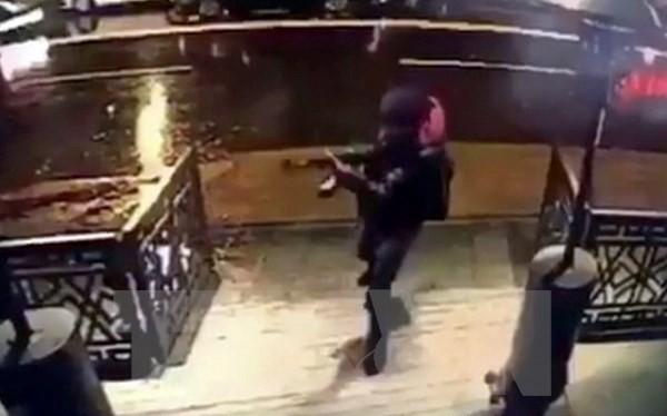 Thổ Nhĩ Kỳ bắt giữ kẻ tấn công hộp đêm ở Istanbul