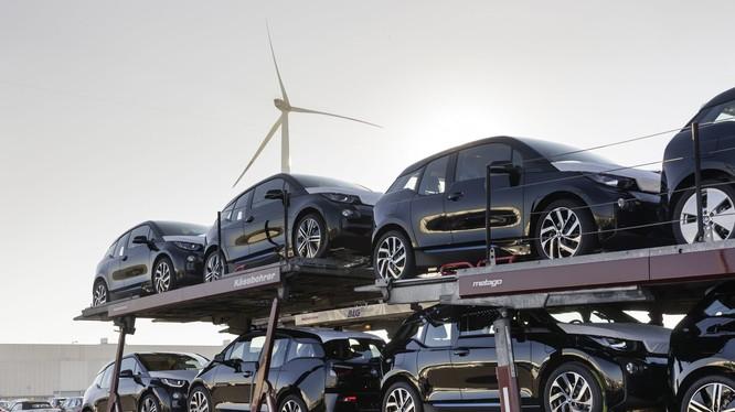 Xe hơi của hãng BMW