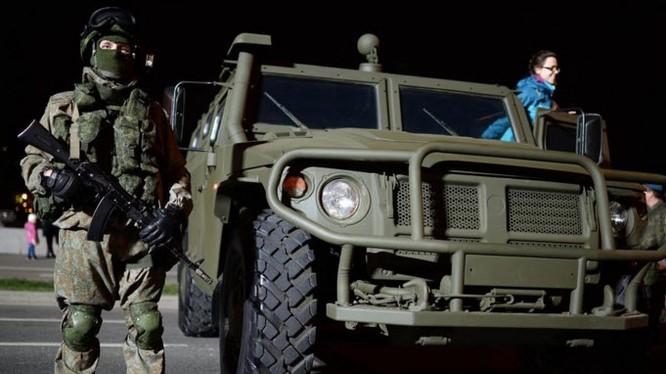 92% người Nga tin quân đội có thể bảo vệ nhân dân nếu đất nước bị đe dọa