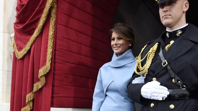 Đệ nhất phu nhân Mỹ Melania Trump