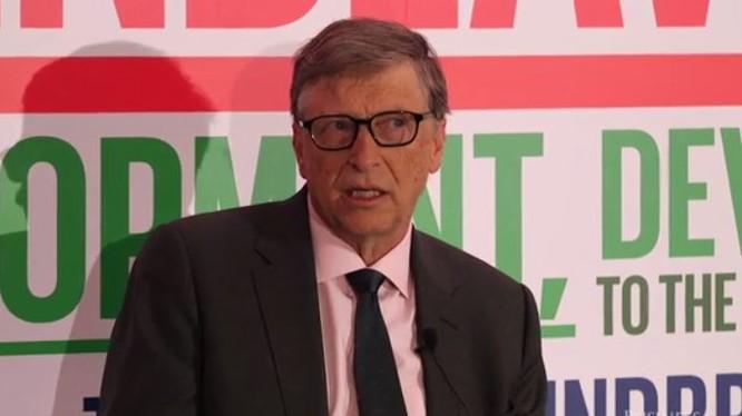 Tỷ phú Bill Gates cảnh báo thế giới về loại hình tấn công khủng bố mới - khủng bố sinh học.