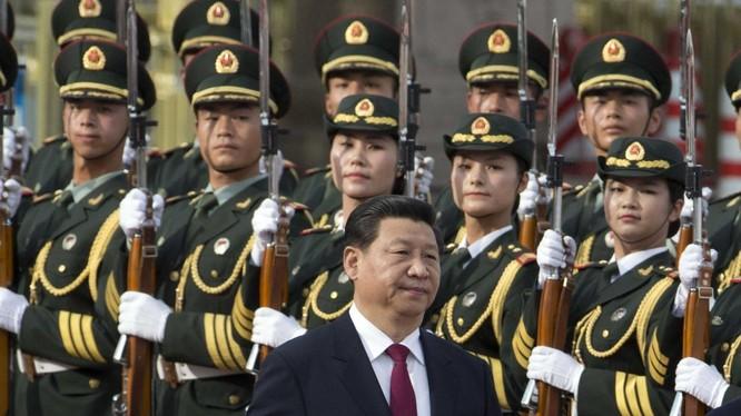 Chủ tịch nước Trung Quốc Tập Cận Bình (ảnh minh họa).