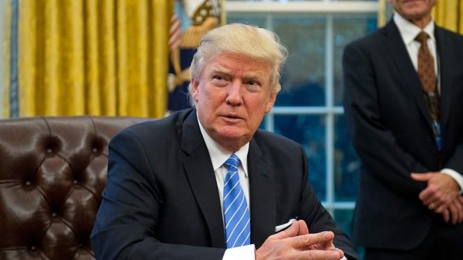 Tổng thống Trump cáo buộc có hàng triệu người Mỹ đã bỏ phiếu bất hợp pháp nhưng không đưa bằng chứng.