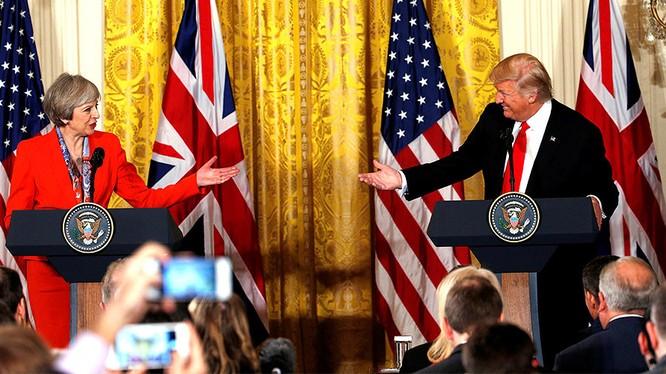 Thỉnh nguyện hủy bỏ chuyến thăm của ông Trump cán mốc 1 triệu chữ ký (ảnh minh họa)