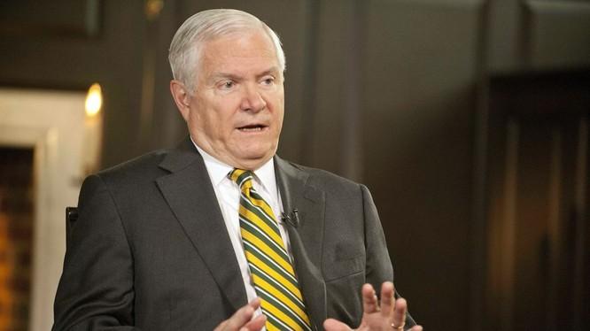 Cựu Bộ trưởng Quốc phòng Mỹ Robert Gates.